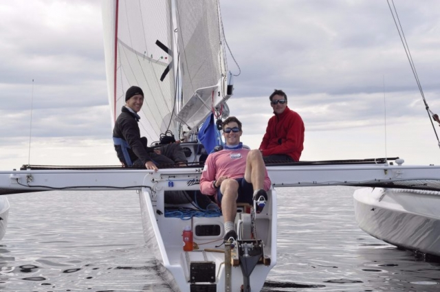 race to alaska, r2ak, team freeburd, team pure & wild, daphne stuart