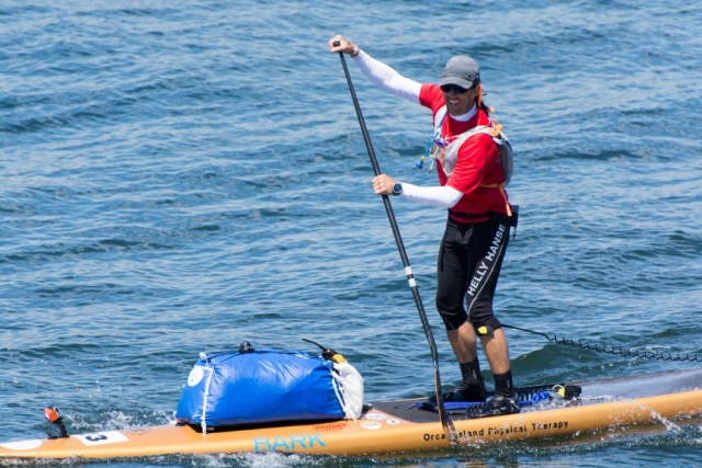race to alaska, r2ak, victoria, karl kruger, team heart of gold, david tasker, SUP
