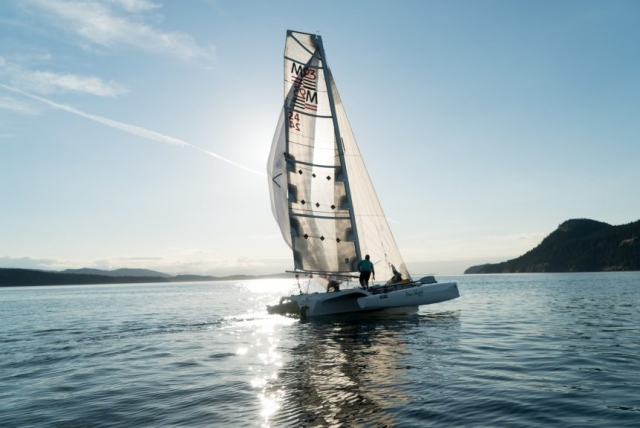 race to alaska, r2ak, team pear shaped racing, liv von oelreich
