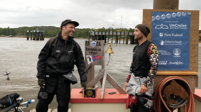 race to alaska, r2ak, Ketchikan, team make it so, zach carver