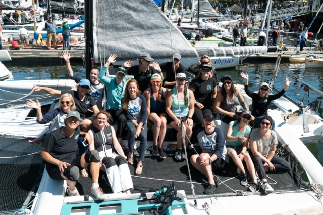 race to alaska, r2ak, victoria, women of r2ak, liv von oelreich