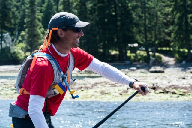 race to alaska, r2ak, karl kruger, team heart of gold, SUP, liv von oelreich
