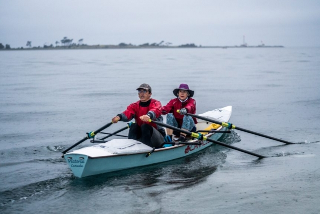 r2ak, race to alaska, team oaracle, liv von oelreich, port townsend