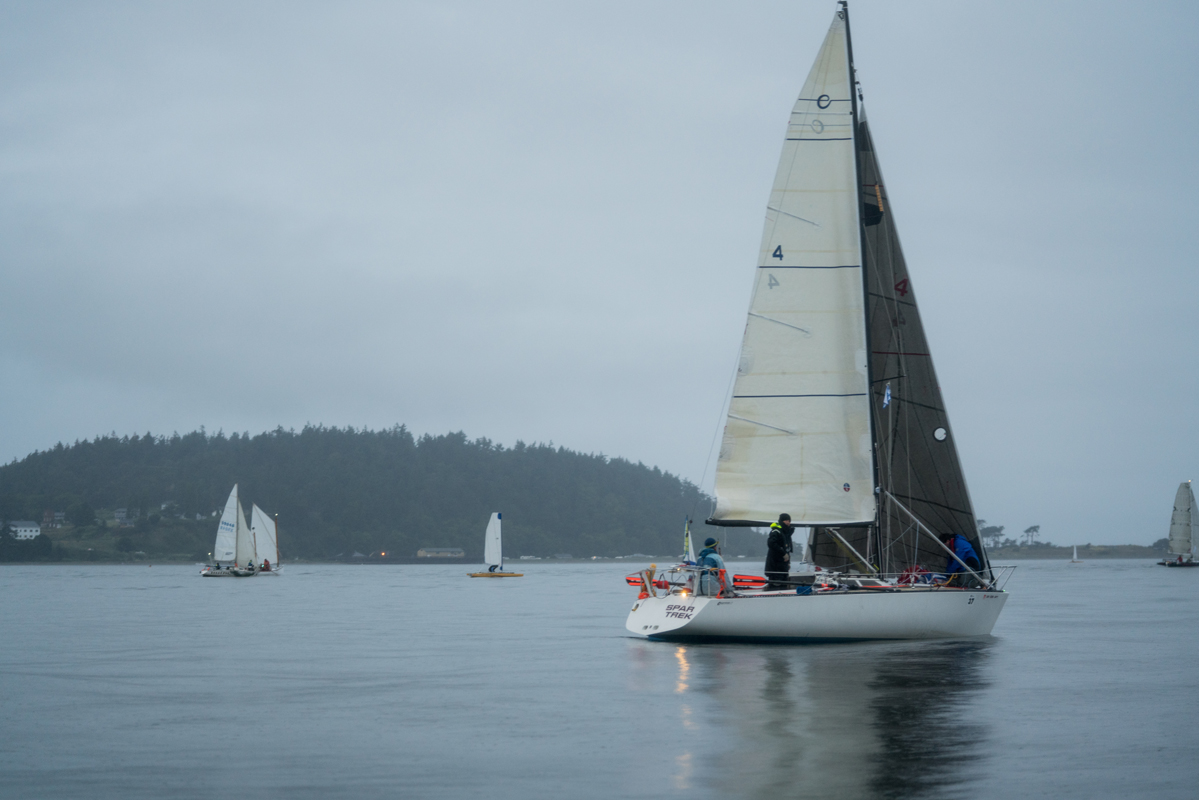 r2ak, race to alaska, team away team, liv von oelreich, port townsend