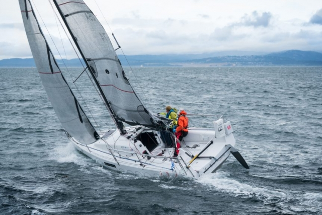 race to alaska, r2ak, team willpower, liv von oelreich