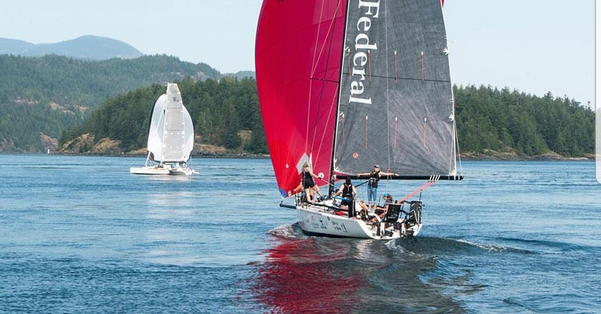 Team Sail Like a Girl 2019 Race to Alaska